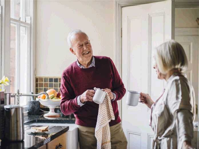 men should take up more housework