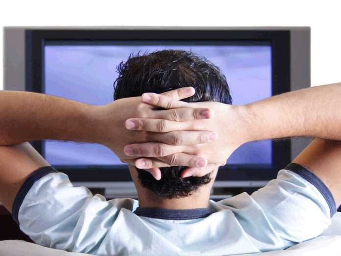 watching TV and bowel cancer
