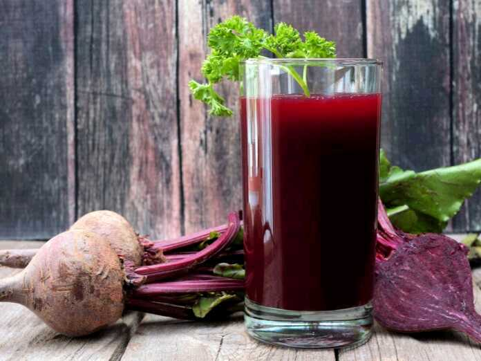 treat ED with beet juice