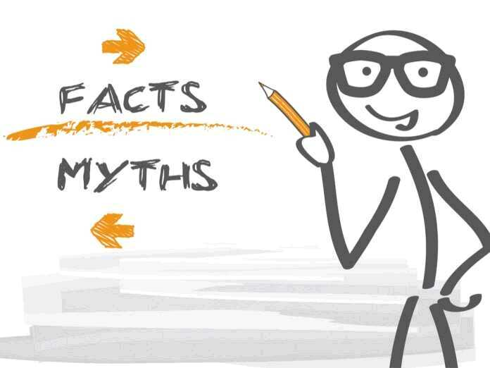 common ED myths