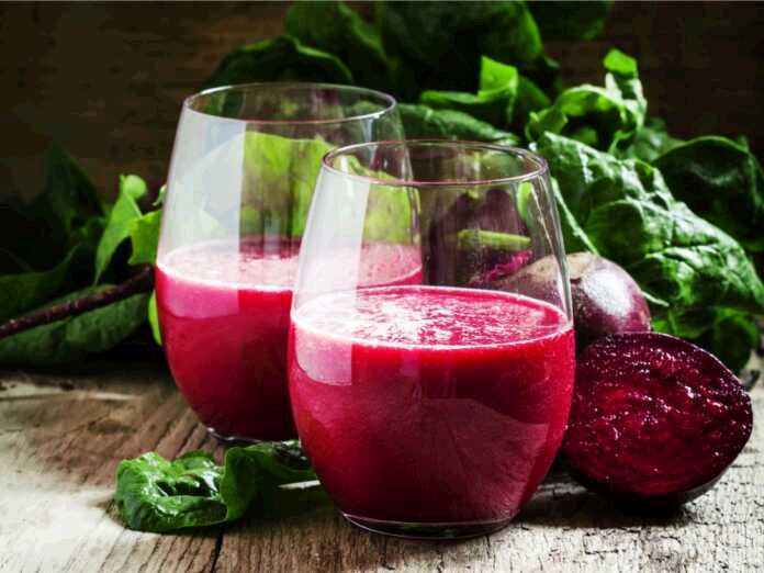red beet juice for muscle growth